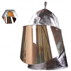 Cubrecasco aluminizado COBALTO (Casco y visor P3 018 incluido)