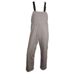 Pantalón tipo peto INDURA ULTRASOFT® 53,4 CALORIAS/CM2 NORMATIVA NFPA-ASTM
