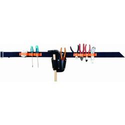 Cinturón portaherramientas con tahali de cuero para alicates Miguel Miranda F21