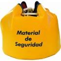 Bolsa P.V.C. 350 x 350 mm. Miguel Miranda B60 _Mm