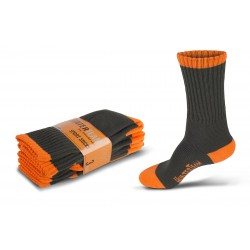 Calcetines pack 3 pares. WorkTeam WFA022