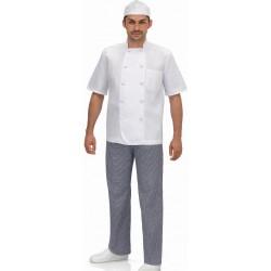 Pantalón Unisex Con Cremallera Y Goma Cocina Vesin PU602