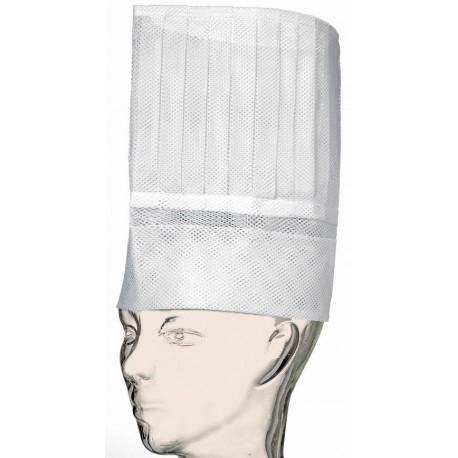 Gorro Cocinero Medio Alto