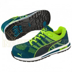 Zapatilla ELEVATE KNIT GREEN LOW EN20345 S1P ESD HRO SRC