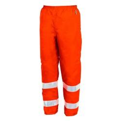 Pantalon Alta Visibilidad Impermeable Industrial Starter 01743N