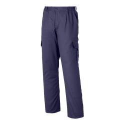 Pantalón Multibolsillos De Algodon