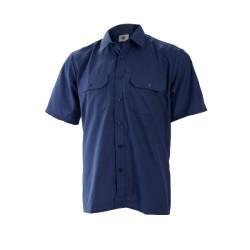 Camisa Manga Corta 2 Bolsillo