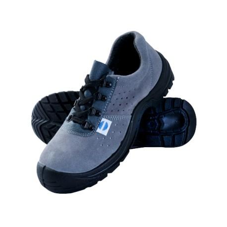 Zapato Modelo Sa-325 S1P-Src - Serraje Gris