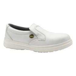Zapato Tajo Blanco