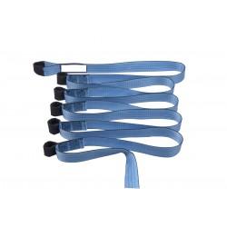 Dispositivo de anclaje para uso vertical con múltiples puntos de anclaje cada 1,5 m.
