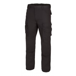 Pantalon canvas multibolsillos