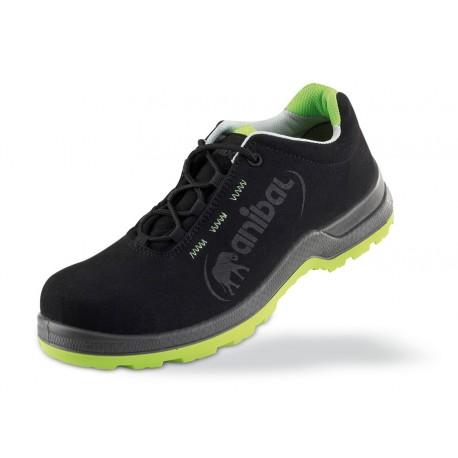 """Zapato ESD Microfibra en S3 """"Metal Free"""" suela Ultralight de Poliuretano doble densidad SRC. Mod. """"CENTURION""""."""