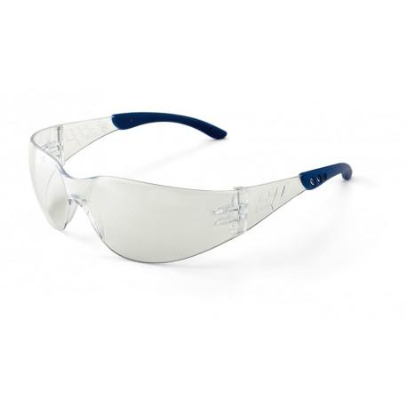 """Mod. """"SPY FLEX"""". Gafa de ocular unilente envolvente y patillas flexibles."""