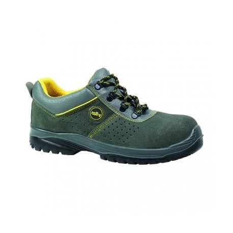 Zapato Tirso Perforado Gris