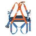 Arnes Akrobat Plus anclaje dorsal-frontal+cint.posicionamiento Industrial Starter AK50