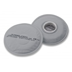 Prefiltro de rosca STEELPRO para media mascara BREATH MARCA 2288 PP2