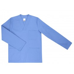 Camisola Pijama De Manga Larga