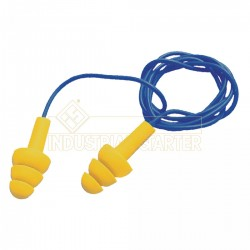 Tapon EAR ULTRAFIT con cordon 50 pares Industrial Starter UF01000