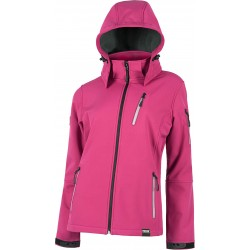 Chaqueta Workshell de mujer.