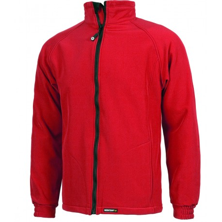 Chaqueta Workshell doble capa.