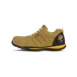 Zapato serraje con suela de goma WorkTeam P3005