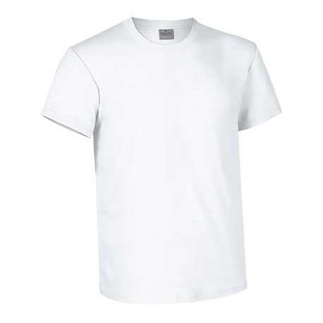Camiseta de corte clásico cuello redondo