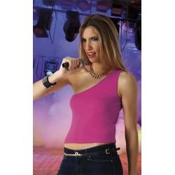 Camiseta de mujer ajustada,