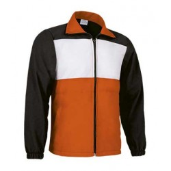 Chaqueta deportiva tipo chándal,