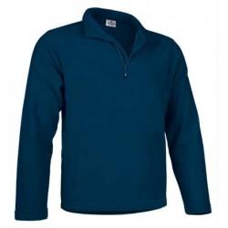 Jersey ligero, fabricado en tejido polar antipeeling.