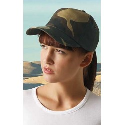 Gorra multicolor JUNGLE