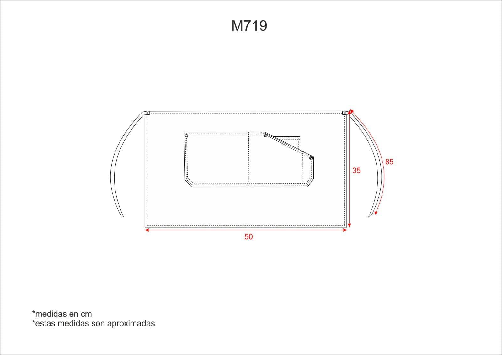 Medidas M719